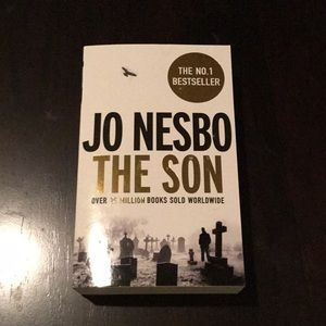 Book The Son Jo Nesbo